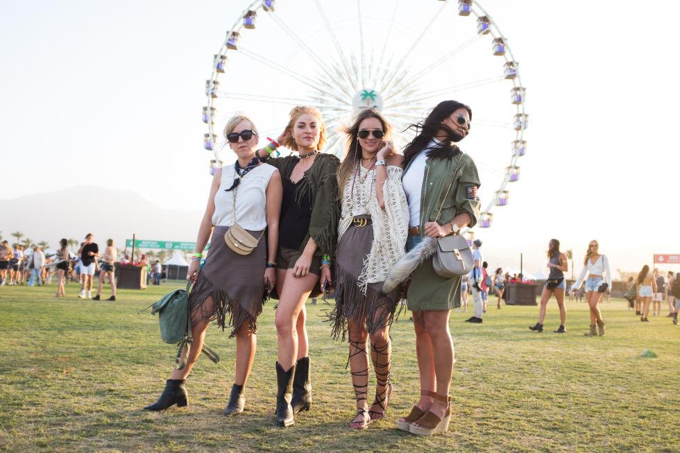 pripojiť na Coachella